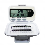 G Sensor Advance Downloadable Professional Pedometer